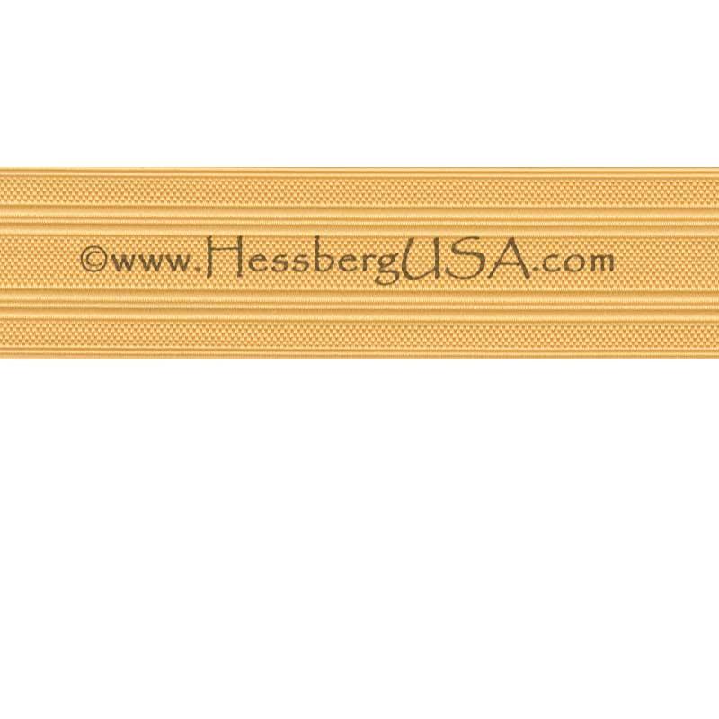 """US Army Braid 1 1/2"""" Goldenlite-Hessberg USA"""