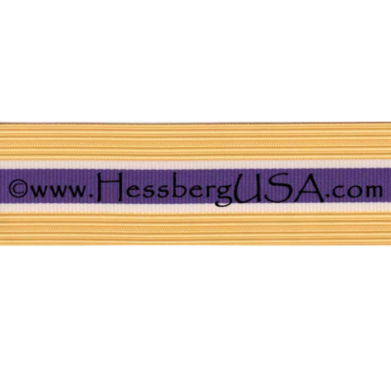 US Army Cap Braid Civil Affairs-Hessberg USA