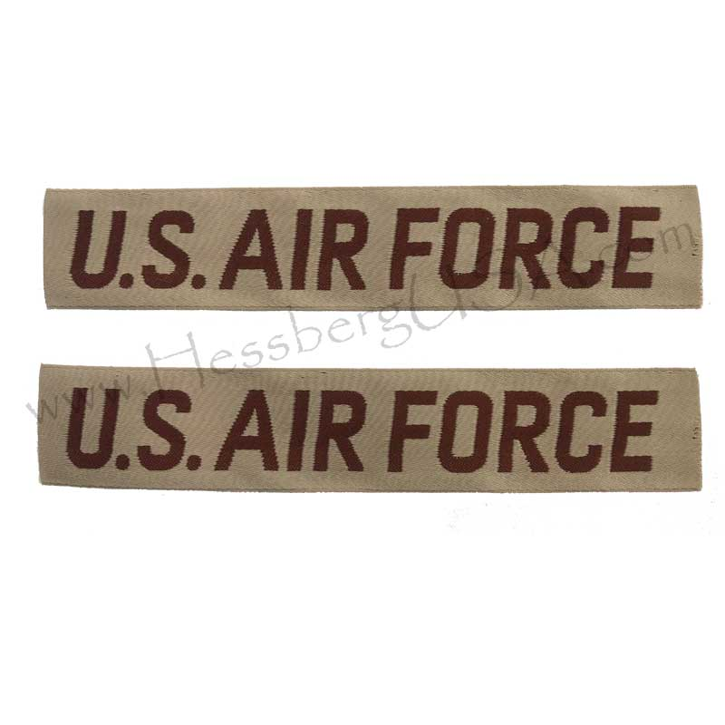 Closeout U.S. Air Force Patches-Hessberg USA