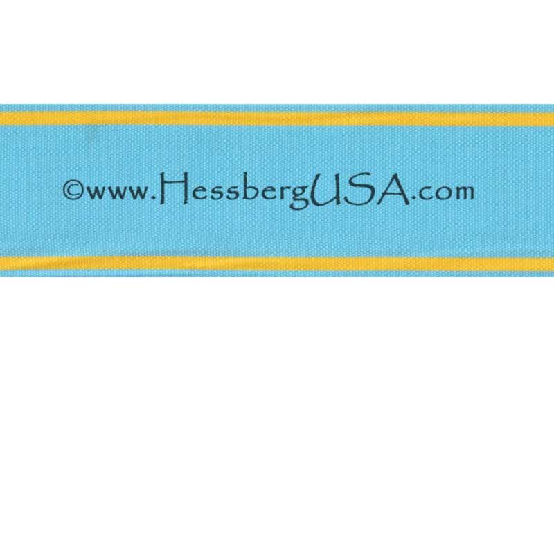 """Closeout Ribbon 1 7/8""""-Hessberg USA"""