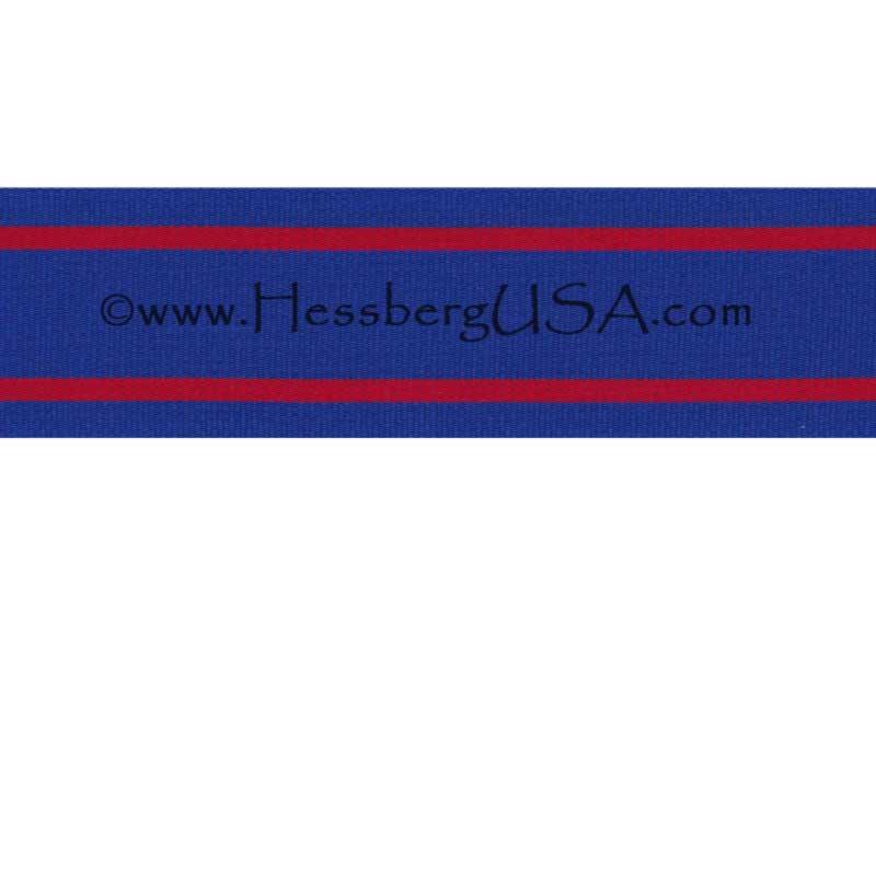 """Closeout Ribbon 1 3/8""""-Hessberg USA"""