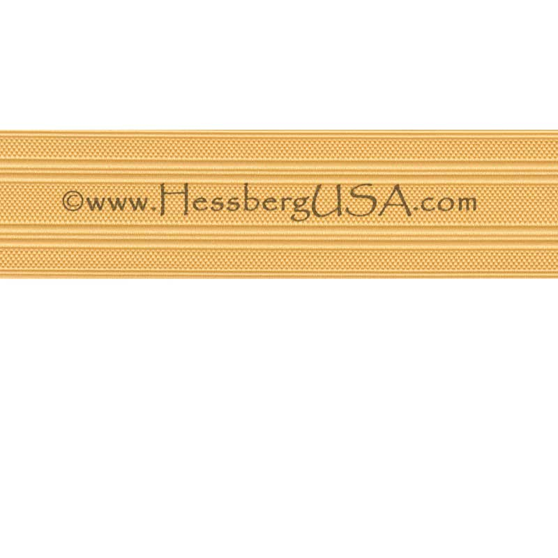"US Army Trouser Braid 1 1/2""-Hessberg USA"