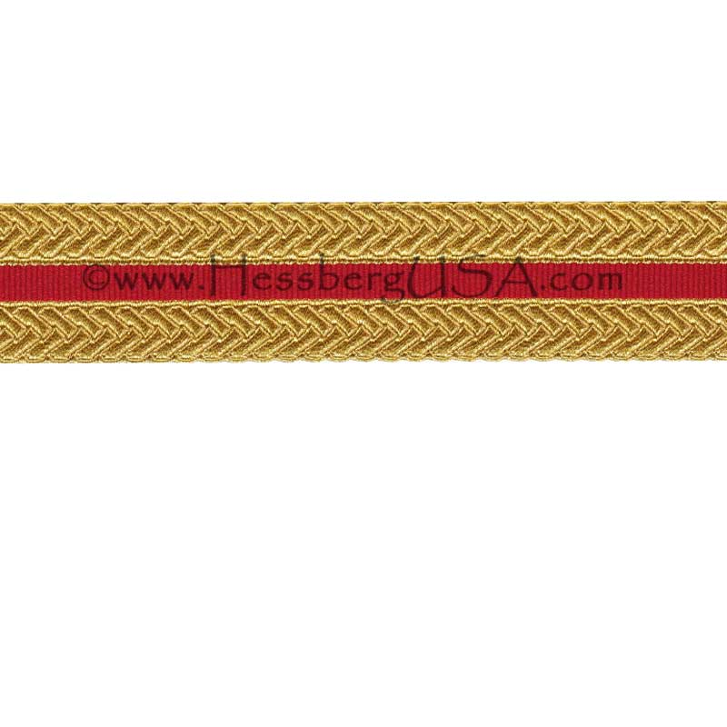 "USMC Braid 1 1/4""-Hessberg USA"