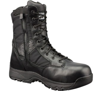 "Women's Metro 9"" WP Side ZipSafety-Original S.W.A.T."