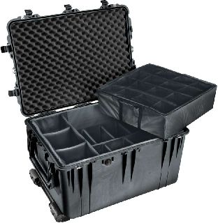1660 Case with Padded Dividers