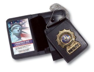 Four In One Badge And ID Case-