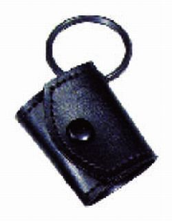 Key Fob With Snap Closure-
