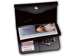 Womans Wallet-Perfect Fit