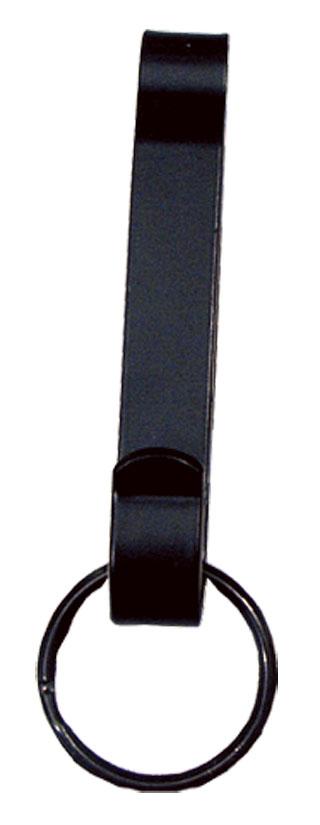 Solid Steel Black Key Clip-Perfect Fit