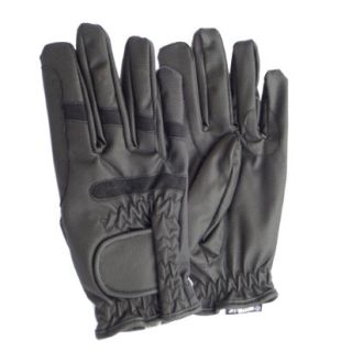 Synthetic Leather Tactical Gloves w/Cut Resistance Spectra-