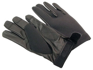 PFU-1_Neoprene Unlined Weather Duty Shooting Gloves-Perfect Fit