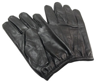 Max Cut Resistance Leather Gloves w/100% Spectra Linging-