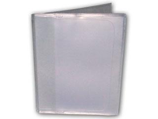 Long Plastic Insert For Checkbooks-Perfect Fit