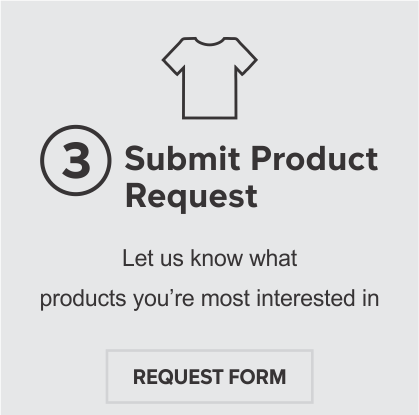 Submit Product Request