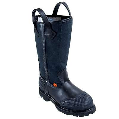 "14"" Ulti Met Steel Toe Bunker Boot"