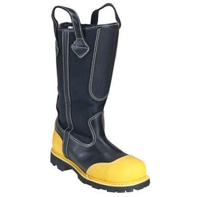 "14"" Hornet Structural Oblique Toe Bunker Boot-Thorogood Shoes"