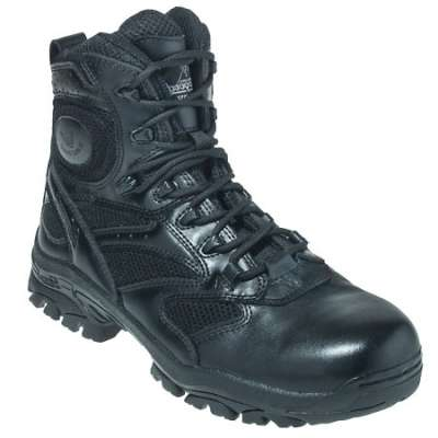 Thorogood Deuce 6 Inch Side Zip Station Tactical Boot