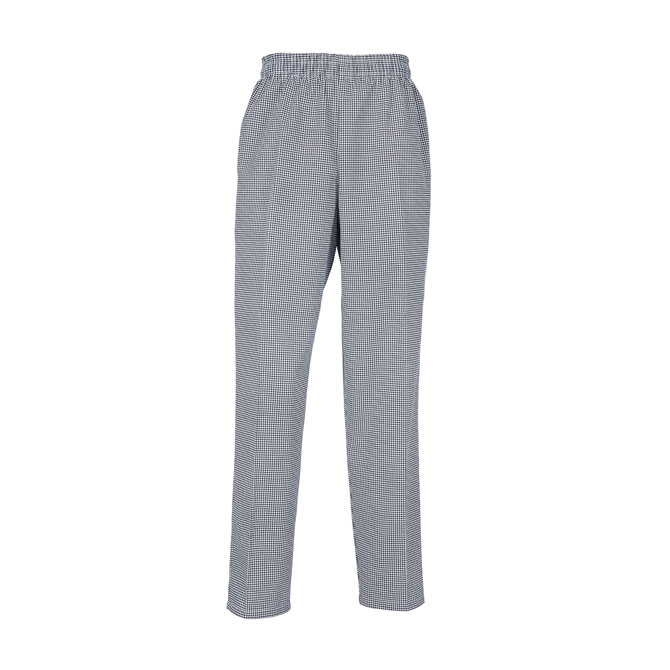 Baggy Chef Pant, Poly/Cotton Ring Spun Twill-CHEF TREND