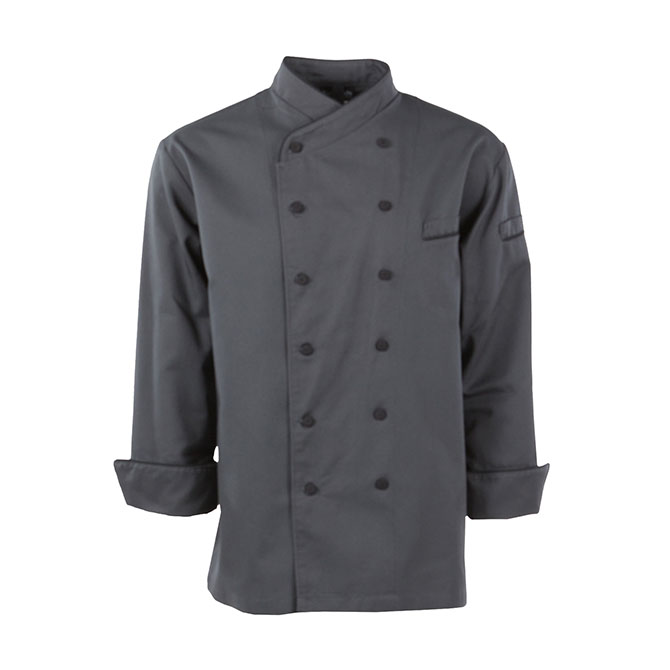 Executive Crossover Collar Chef Coat-