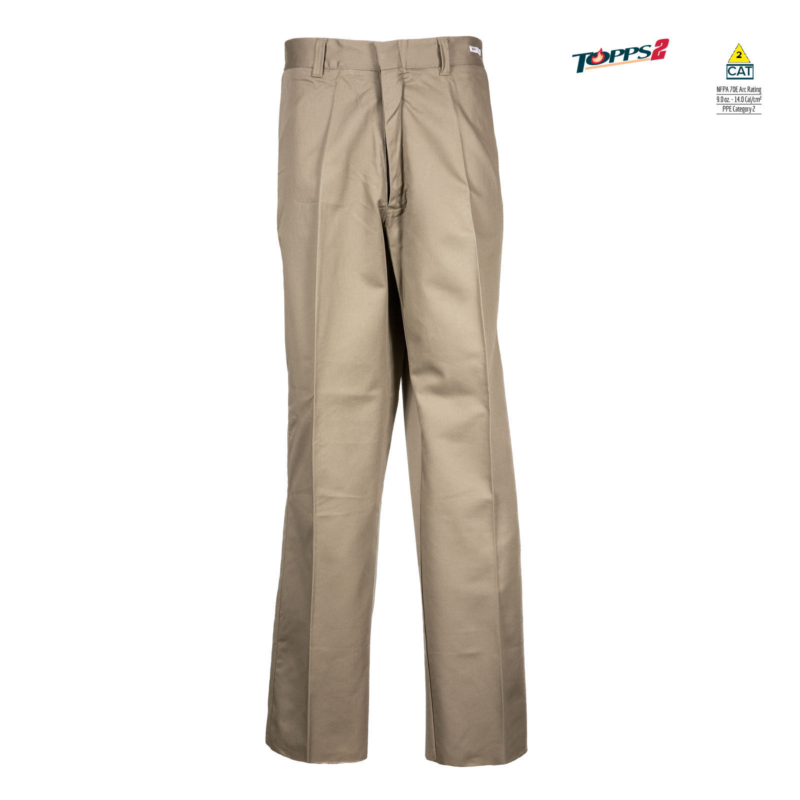 88/12 Cotton/Nylon Blend Flame Resistant Standard Uniform Pant-
