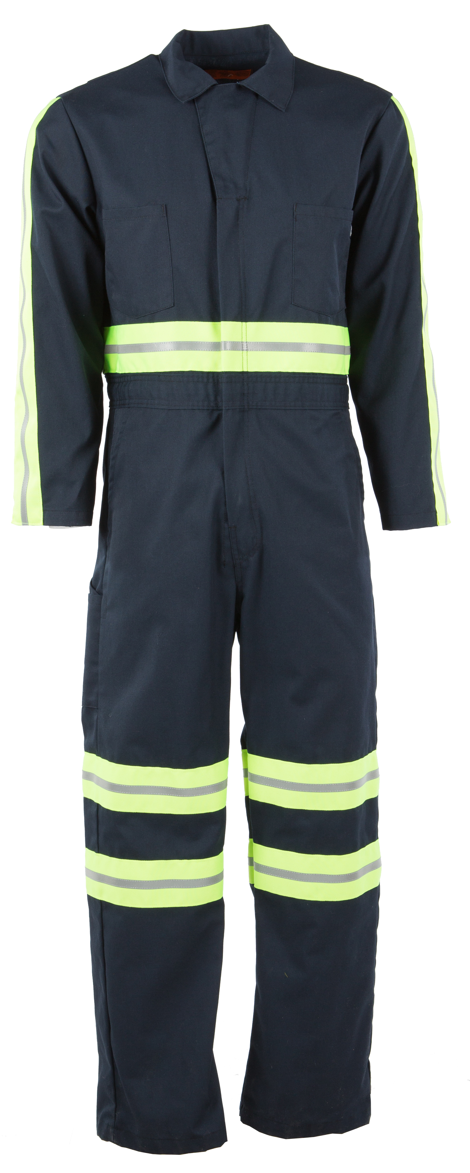 65/35 Enhanced Visibility Coverall-