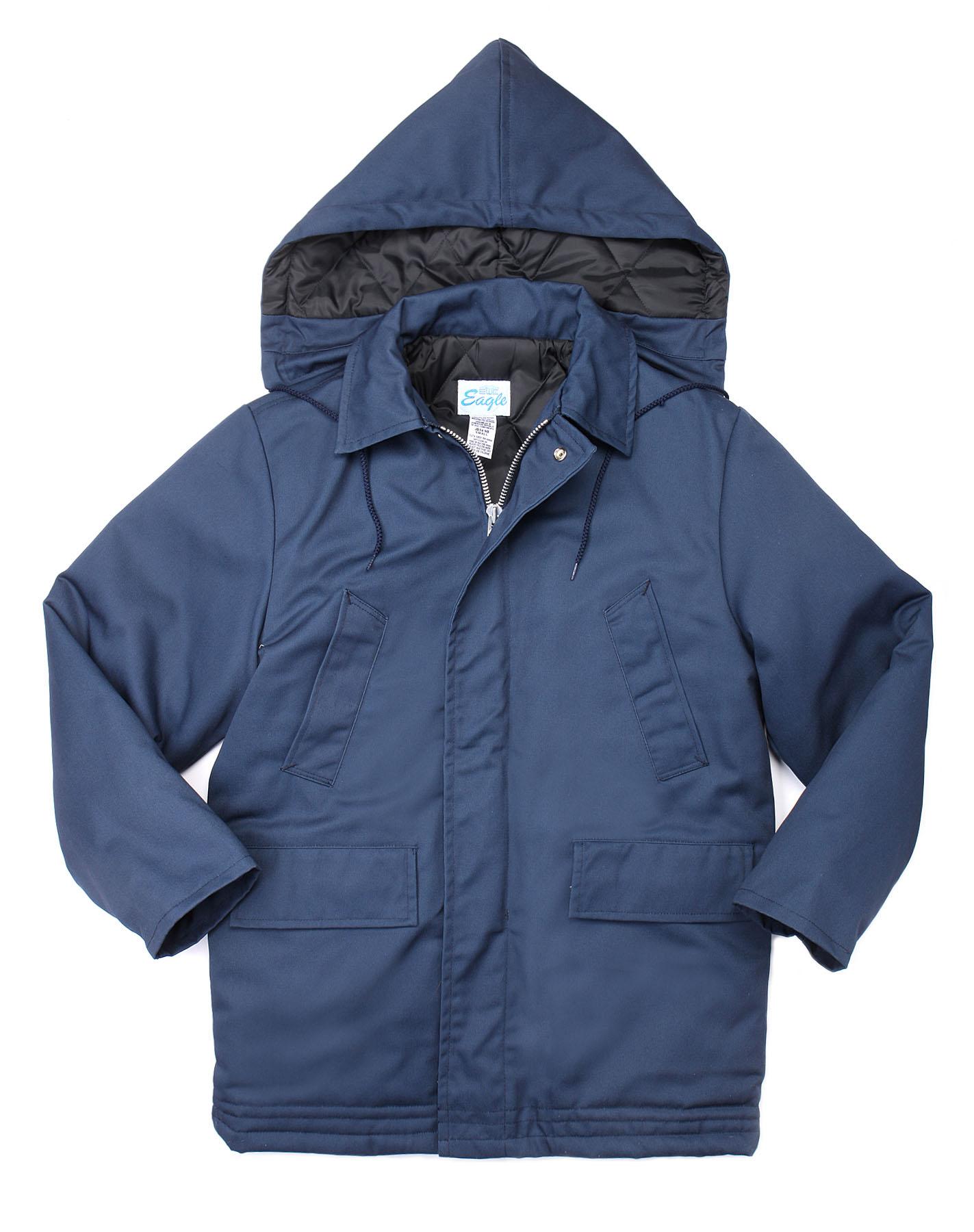 65/35 Men's Parka Jacket w/ Detachable Hood-Pinnacle WorX