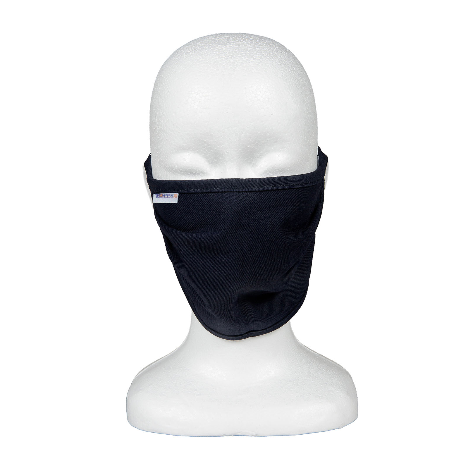 PEAK FR 88/12 Cotton/Nylon Blend Reusable Flame Resistant Face Mask-TOPPS