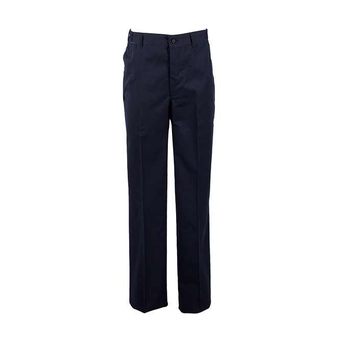 Men's Comfort Fit 65/35 Industrial Flex-Waist Work Pant-Pinnacle WorX