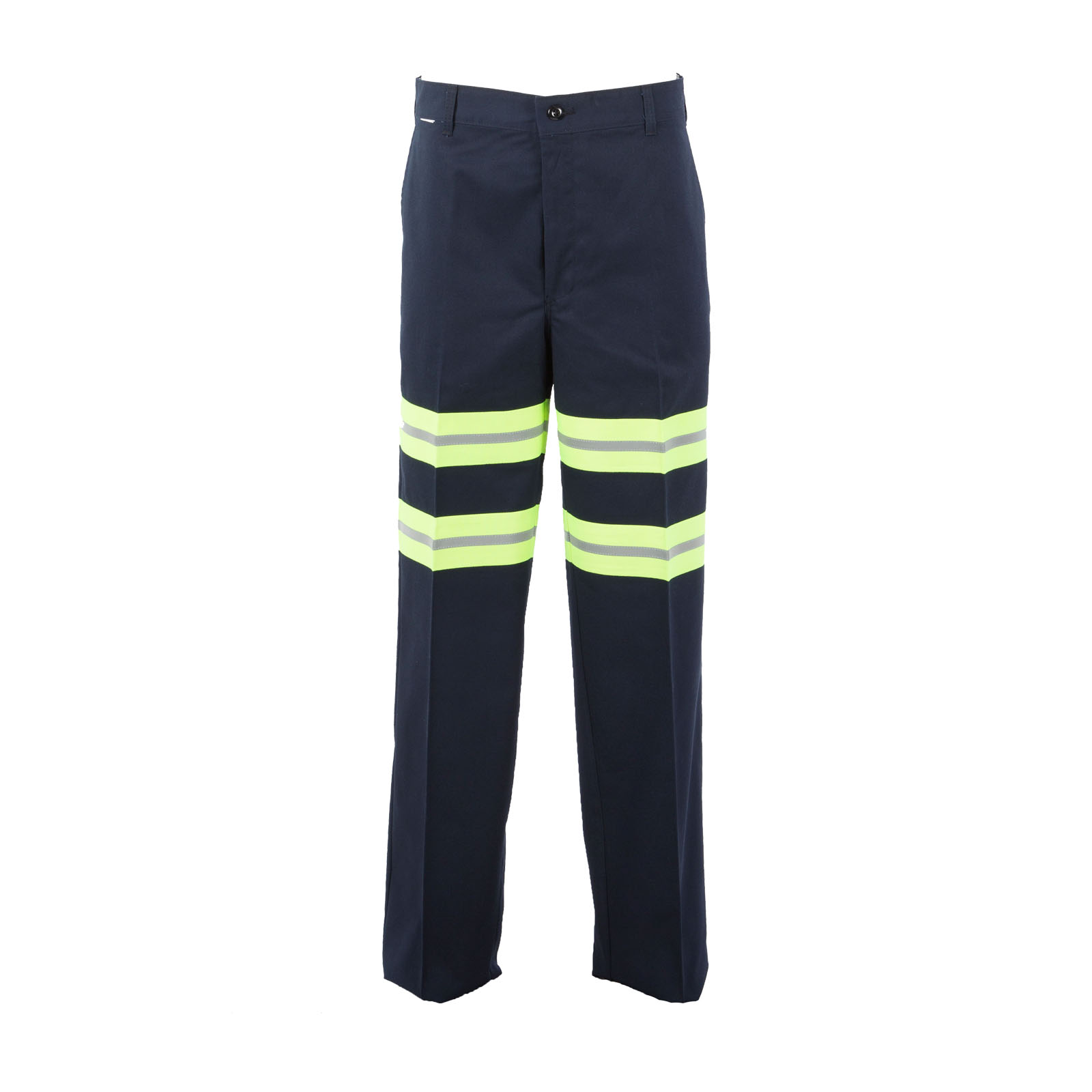 65/35 Enhanced Visibility Women's Comfort Fit Industrial Flex-Waist Work Pant-Pinnacle WorX