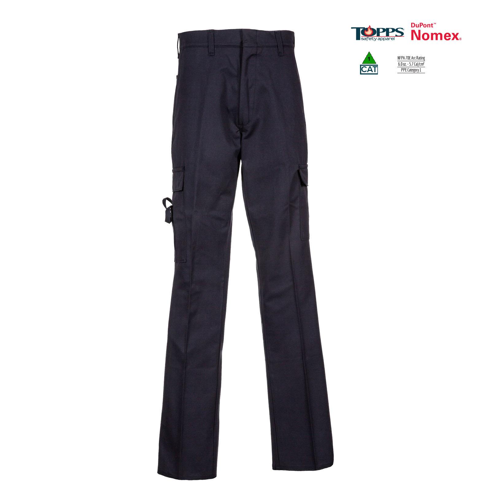 NOMEX® Plain Front Glove Pocket Pant-