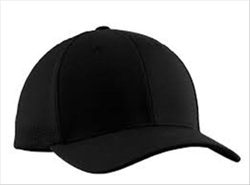 Velcro Closure 5-panel Baseball Cap-