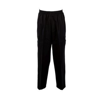 Ring Spun Cotton Twill Cargo Baggy Chef Pant-