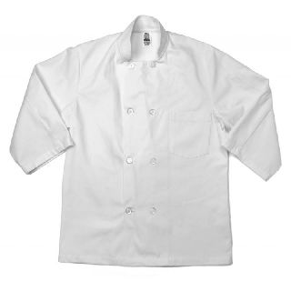 3/4 Sleeve Chef Coats