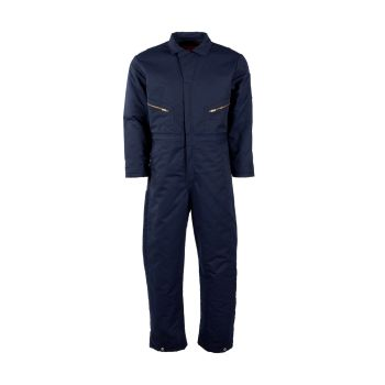 Coverall- Insulated, Blend, 2 way zipper-Pinnacle WorX
