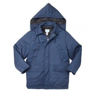 Male Parka Jacket w/ Hood