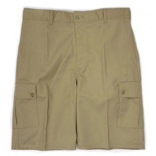 Male Cargo Work Shorts