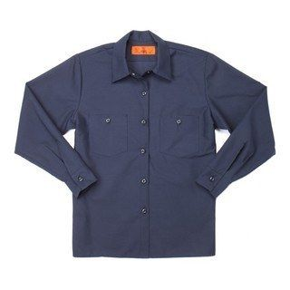 Women's 65/35 Industrial Work Shirt - Long Sleeve