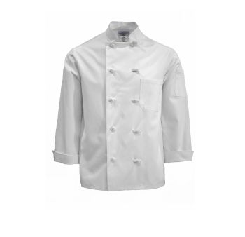 Knot Button Chef Coat-
