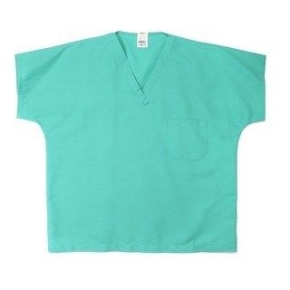 Unisex Reversible V-neck Scrub Top