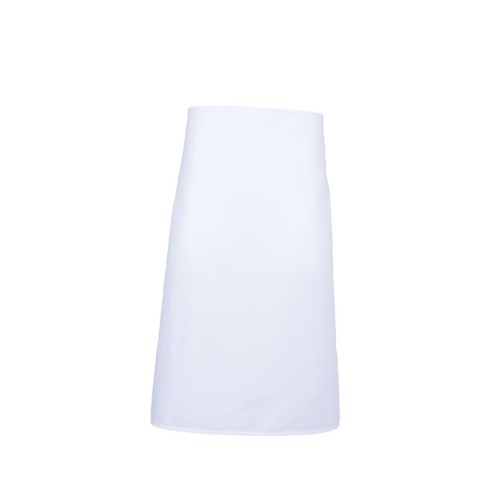 Bar Apron-No Pocket Tubular Braid Ties-