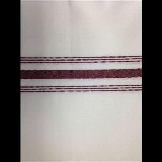 N1822-BISTRO-BUR Striped Bistro Napkins-Infinity