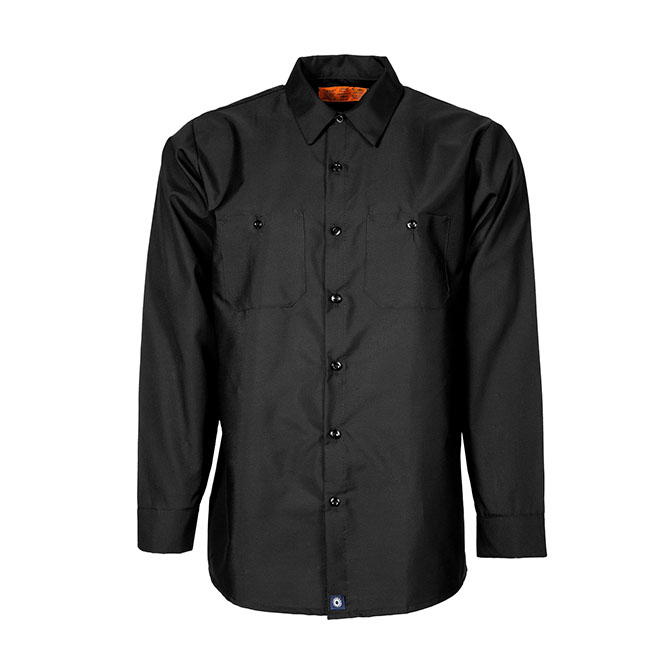 Industrial Mens Shirt, long sleeve-