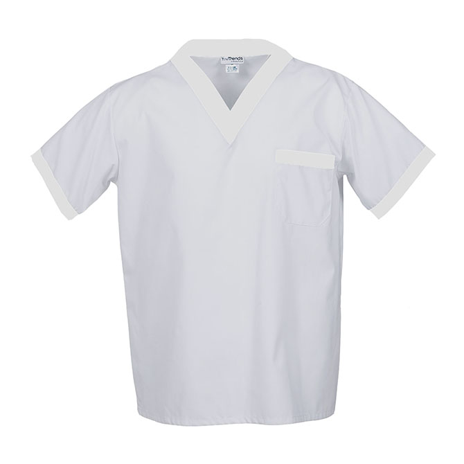 Bakers Shirt, 65/35 Poplin-CHEF TREND