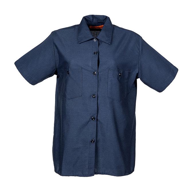 Womens Industrial Shirt, Short Sleeve-