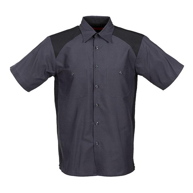 Motorsport Industrial Shirt, Short Sleeve-Pinnacle WorX