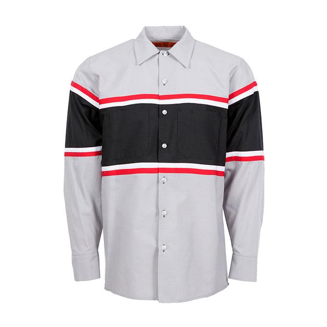 Technician Industrial Shirt, Long Sleeve-
