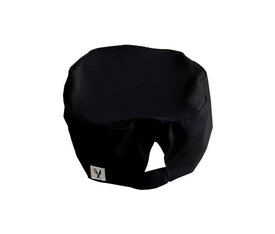 Keep Kool Adjustable Skull Cap-Opening for Ponytail-CHEF TREND