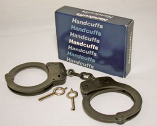 Smith & Wesson Chain-Linked Handcuffs-