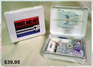 Super 50 First Aid Kit Plastic-