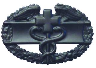 Combat Medical-Premier Emblem